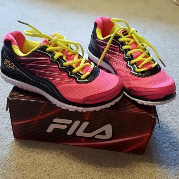 Fila Shoes | Nib Girls Countdown 3 Size